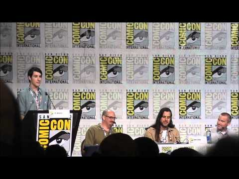 Regular Show Panel - Comic-con San Diego 2014 video