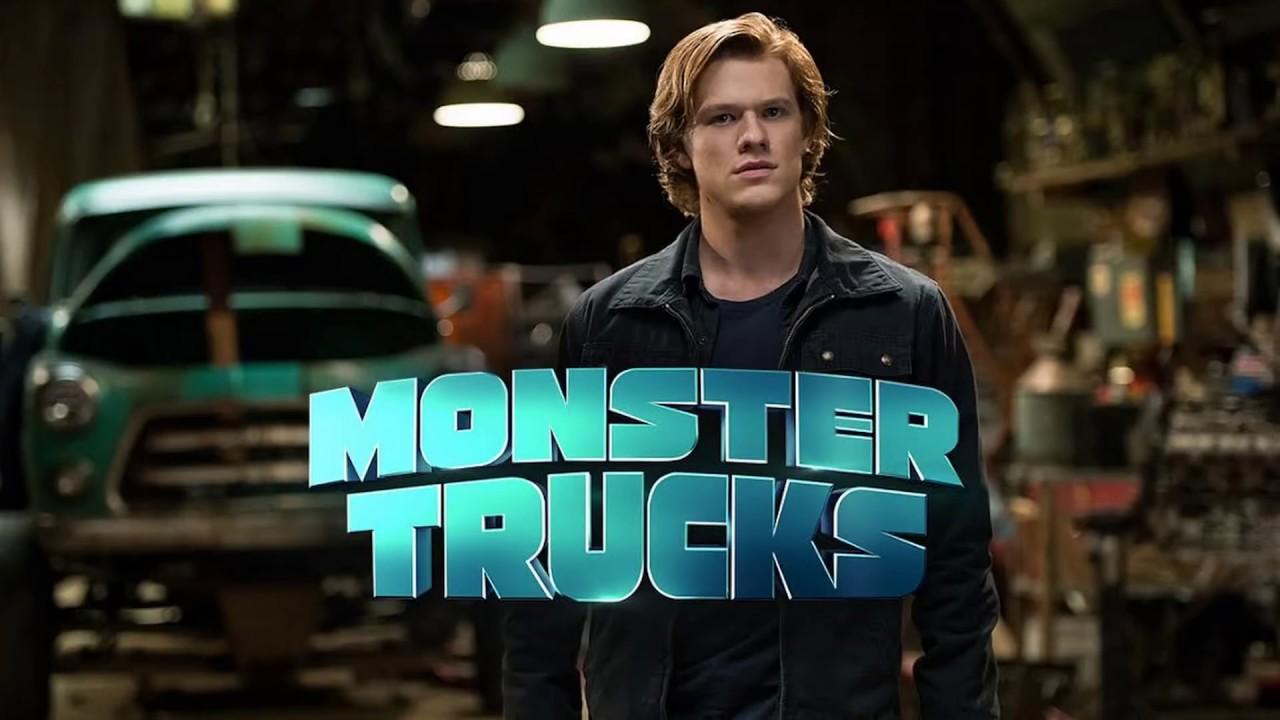 monster truck kinofilm