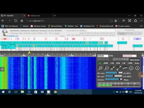 China Radio International Direct from China on New Zealand KiwiSDR receiver