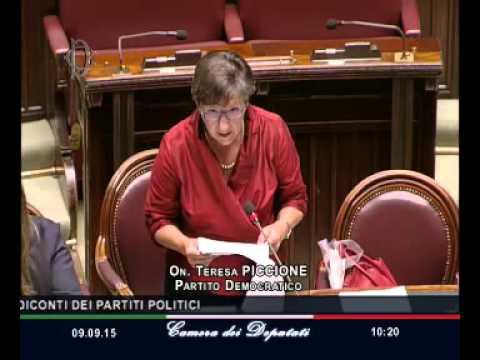 Roma - Camera - 17^ Legislatura - 478^ seduta (09.09.15)
