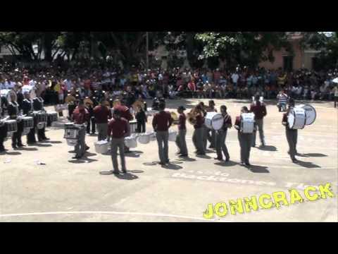 Demostracion de Lineas de Percusion CMB AMB