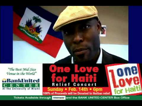 One Love for Haiti Benefit Concert