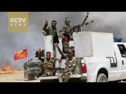 Iraq announces operation to liberate Anbar province