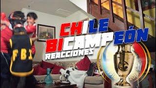 Chile - Argentina Copa Centenario || Reacción Penales 2016