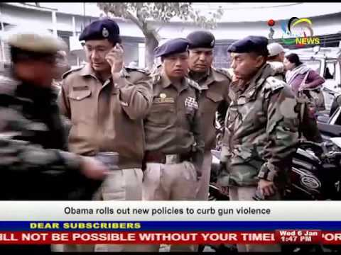 Manipur Crime Report 2015 by Impact News