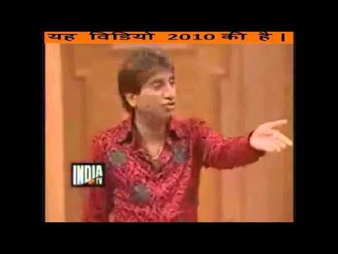 Cricket Comedy By Raju Srivastava video