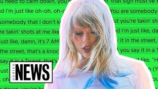 """Taylor Swift's """"You Need To Calm Down"""" Explained 