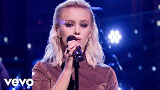 Zara Larsson Never Forget You Live on The Tonight Show Starring Jimmy Fallon