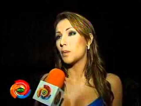 Modelo Nancy Montero renuncia asu trabajo en Honduras