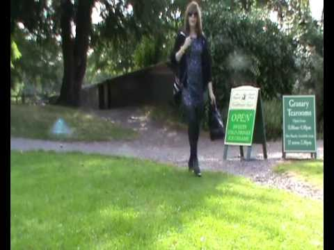 Rachel   The Mini Dress Adventure   T Girl   Transvestite   Transgender   Crossdresser
