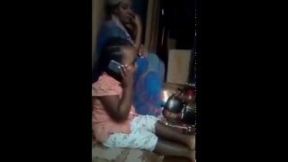 Ethiopian Video: Not funny at all, What will be the future of this baby behaving this way?