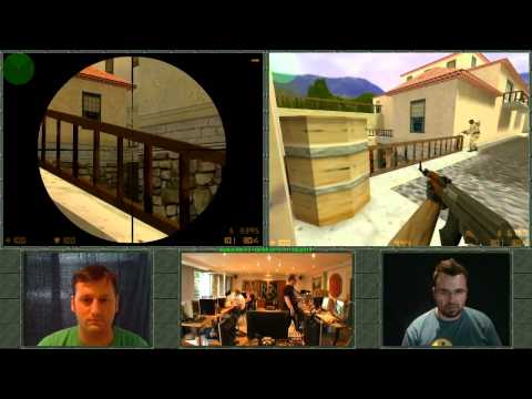 RetroLAN v3 - Counter Strike - CS_Italy