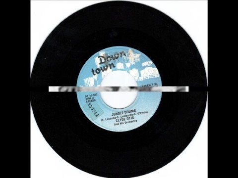 Clyde Otis - Jungle Drums / The Peanut Vendor