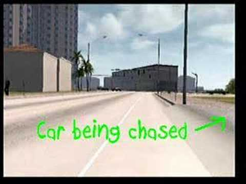 Car crashes!!! Driv3r