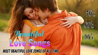 Romantic Love Songs 80's 90's Playlist - Greatest Love Songs 70's 80's 90's Collection