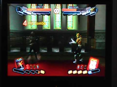 Kamen Rider Dragon Knight (Wii) - Onyx : Arcade (Normal)