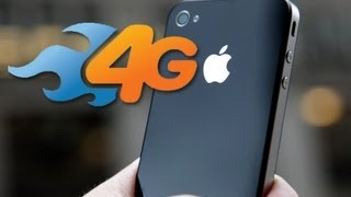 iPhone 4S is now 4G?!
