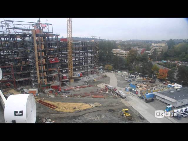 Seattle Children's Building Hope Timelapse