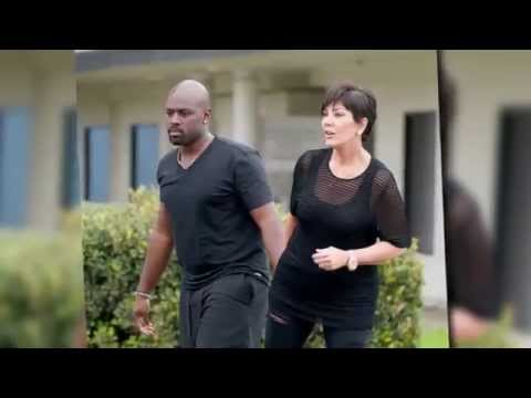 Kris Jenner Cuddles Up to New Man Corey Gamble