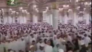 Salat Tarawih-Ramadan 1428 : 4ème nuit à Médine (15/09/2007)