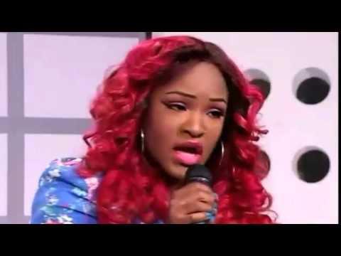 Sabrina Diva Sings 'War Downtown'  Smile Jamaica