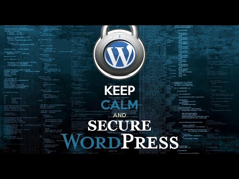 WordPress Advanced Tutorial: Learn The Tips and Tricks to Secure WordPress Website in English 2017