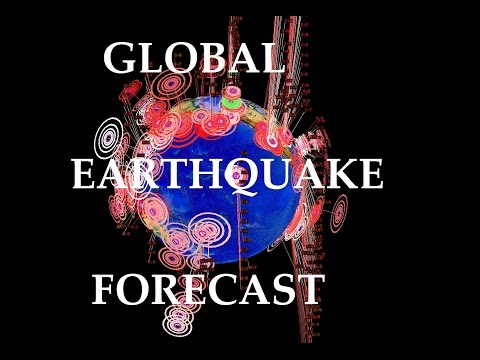 10/20/2015 -- Global Earthquake Forecast -- West Coast USA, Japan + Central America WARNINGS