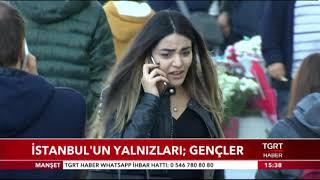 İstanbul 'Yalnızlar Şehri'