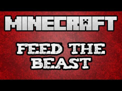 ★ Minecraft Tutorial - How to Install Feed The Beast - Tutorial (Feature Spotlight)