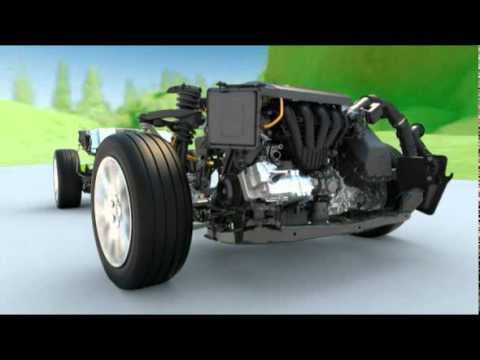 Ford's Electric Vehicle Technology - Hybrids - Part 1