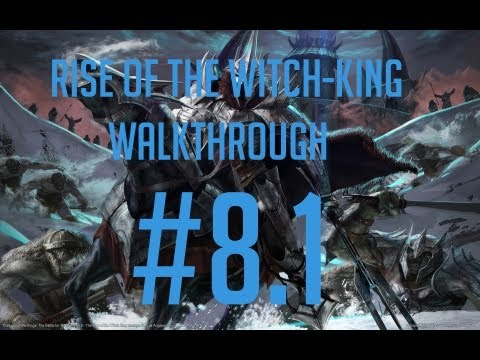 [HD] the Rise of the Witch-King campaign - mission 8 (part 1)