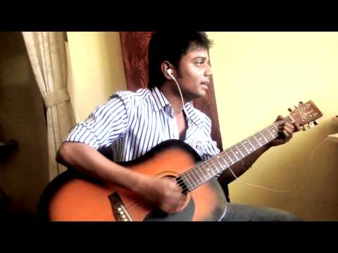 Jo Tere Sang Kaati Raatein(cover) video