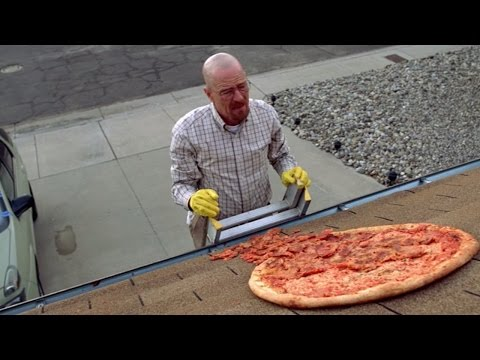 Vince Gilligan Says Stop Throwing Pizzas on 'Breaking Bad' House