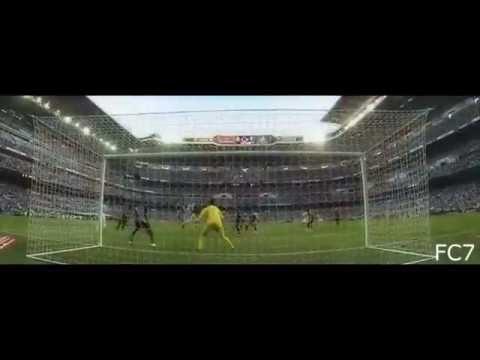 Real Madrid vs Córdoba 2-0 All goals and Highlights   La Liga BBVA (HD)