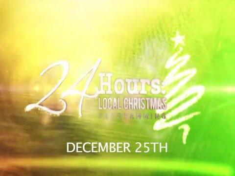 24 Hours of Local Christmas Programming