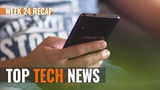The top tech news of past week you shouldn't miss [Week 24]