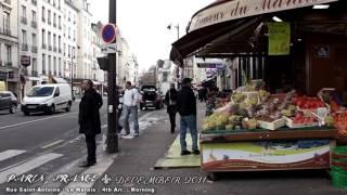 PARIS FRANCE A TRAVEL TOUR