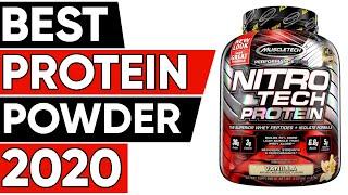 ✅ Protein Powder: Top 5 Best Protein Powder in 2020 (Exclusive Guide)