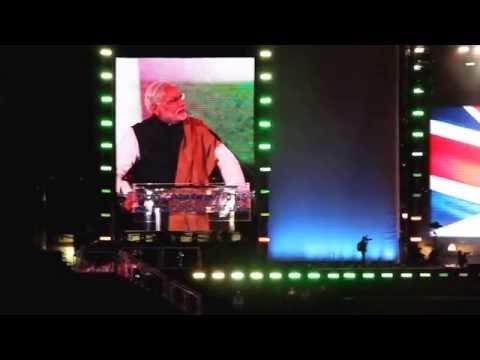 UK Welcome Modi: Prime Minister of India, Shri Narendra Modi Live 1