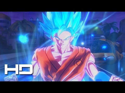 DRAGON BALL XENOVERSE 2 - All Transformation & Fusion Cutscenes