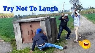 Must Watch New Funny😂 😂Comedy Videos 2019 - Episode 2 - Funny Vines    Funs Unlimited