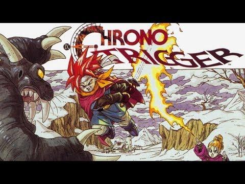 CGRundertow CHRONO TRIGGER for SNES / Super Nintendo Video Game Review