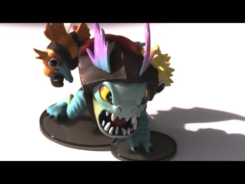 We Bought a Rare, Gold Dota 2 Figurine