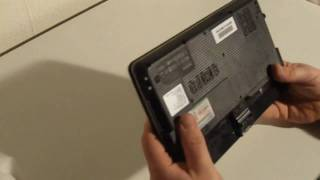 Lenovo IdeaPad S10-3t Multitouch Tablet Netbook Unboxing EN