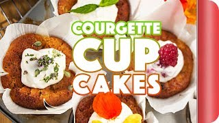 Courgette Cupcake Recipe... in an Allotment! (Out Of The City)
