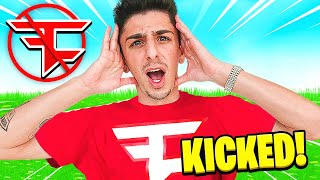 KICKING FAZE RUG FROM FAZE CLAN