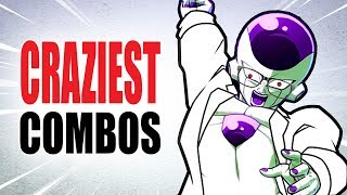 In The Lab With Frieza! Dragon Ball FighterZ