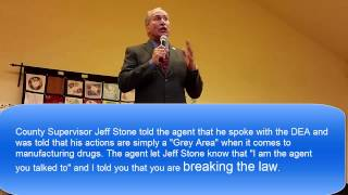 Jeff Stone: Pharmacies and Doctor Shopping