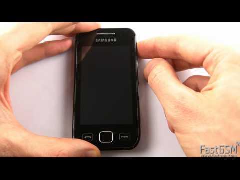 Unlock Samsung Wave 525 (S5250, S5250L, S5253)