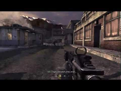 call of duty 4 pc (TRUCOS)